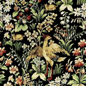 Mind the Gap Floral Tapestry WP20057