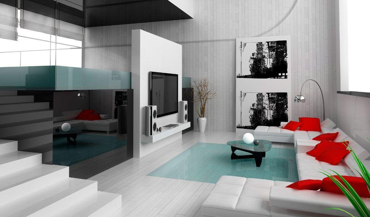 papel pintado minimalista - 10 Estilos de papel pintado para casas minimalistas. ¡Menos es más!