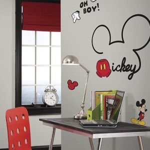 Sticker All about Mickey RMK2560GM