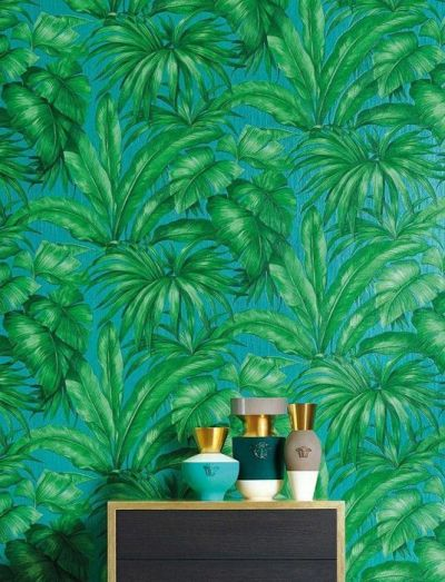 Papel Pintado Jungle - Versace