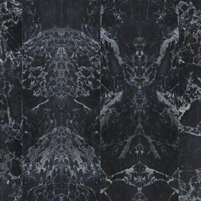 Papel Pintado Mármol Negro - Catálogo Materials NLXL