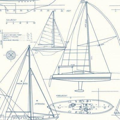 Papel Pintado Yate – Catálogo Yacht Club