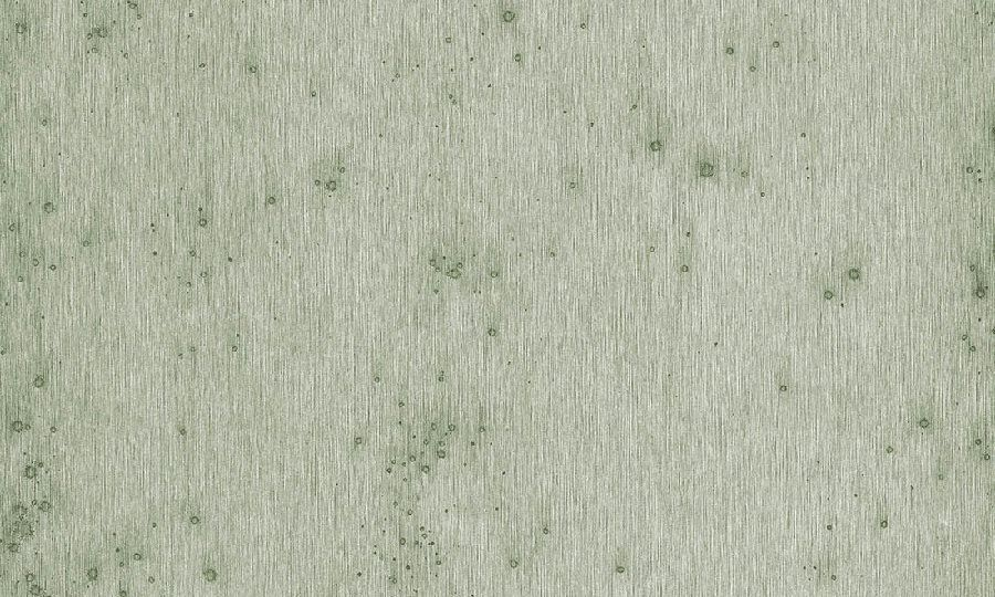 Papel pintado metalizado verde 37510 de Arte
