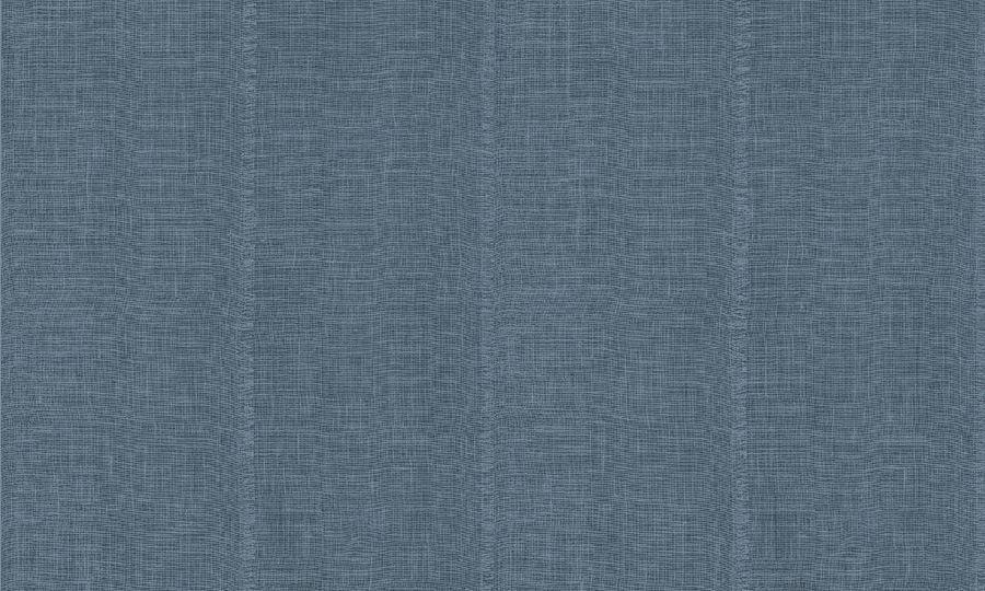 Papel pintado de yute azul marino 46554 de Arte