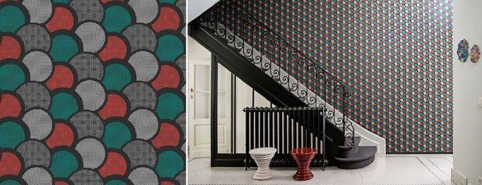 1 1 - Cómo decorar pasillos con papel pintado. FAQs Papel & Deco