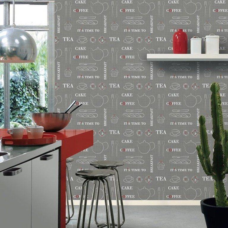 papel pintado azulejos - ¿Es posible poner papel pintado sobre azulejos?