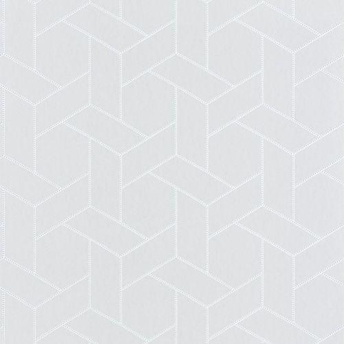 papel decorativo geométrico gris