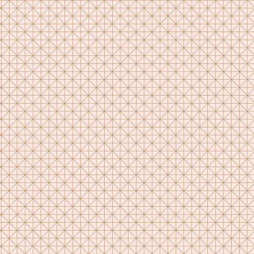 papel pintado rosa con detalles dorados