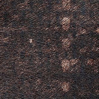 Mural de imitación pelo de potro en olor marrón de ëlitis