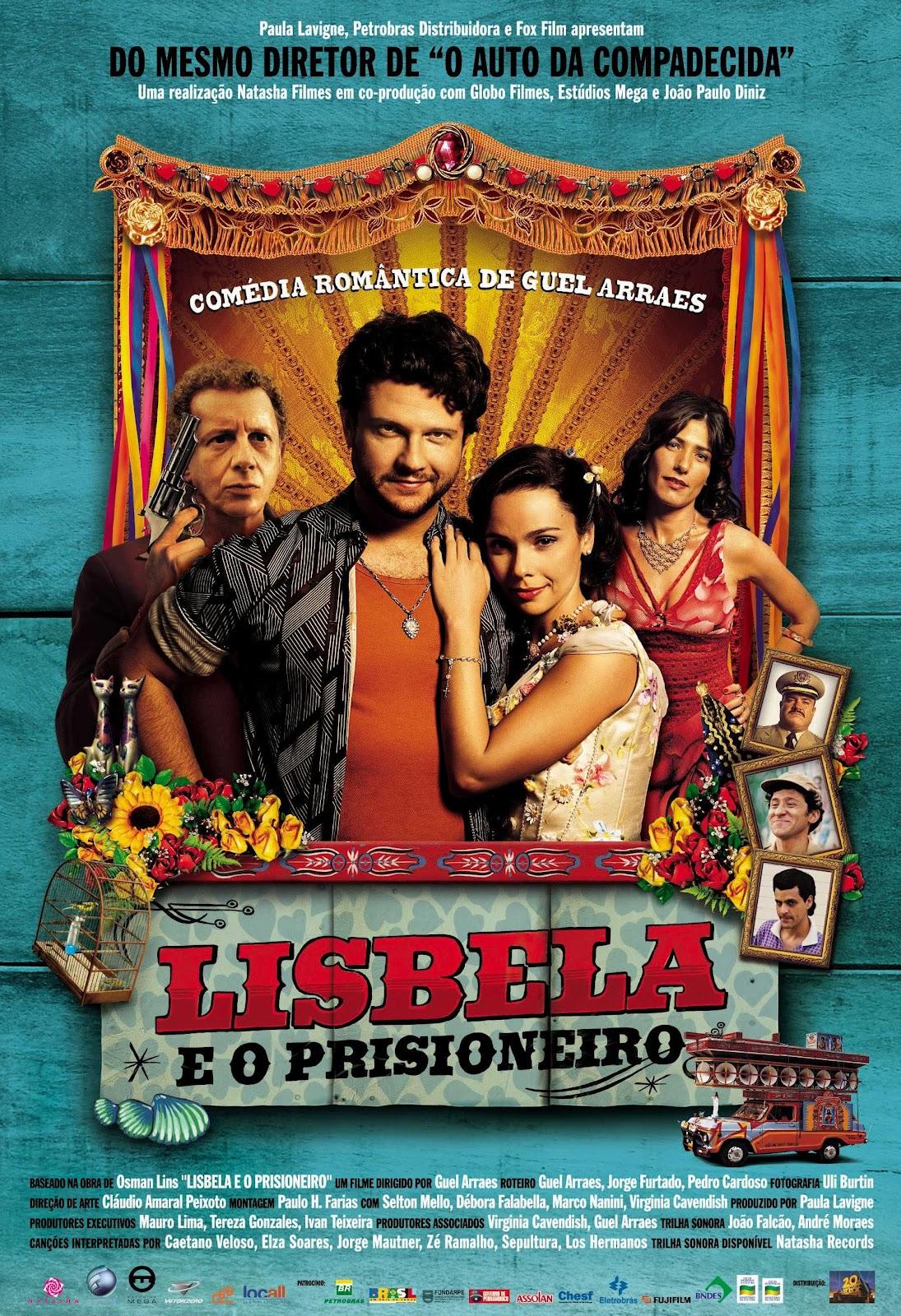 Poster do filme Lisbela e o Prisioneiro