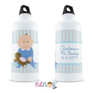 Botella Termo Personalizada Bebé Niño