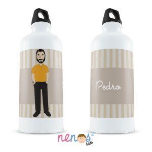 Botella Termo Personalizada Hombre