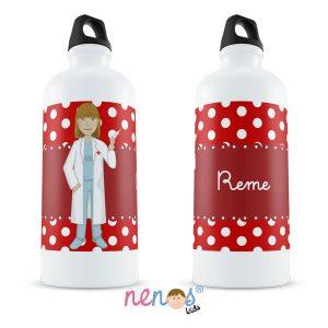 Botella Termo Personalizada Enfermera