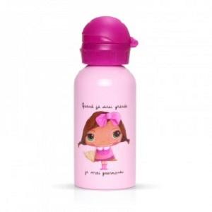 Botella infantil Cuando sea mayor, seré golosa