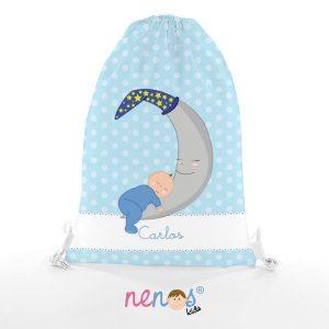 Bolsa de Piscina Bebé Niño Luna