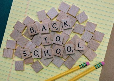 Primer día de colegio. Kit de supervivencia.