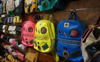 ¿Cuál es el mejor material para una mochila escolar?