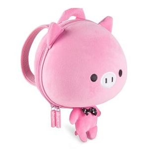 Mochila infantil para guardería Cerdo
