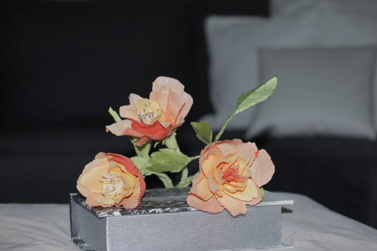 Rosas naranjas (4)