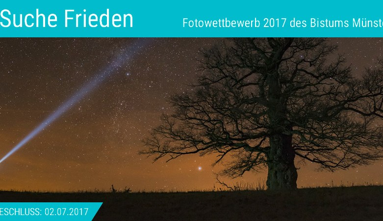 Fotowettbewerb »Suche Frieden«