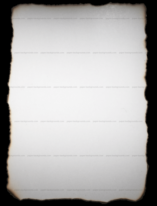 Burnt Paper Background White – Paper Backgrounds