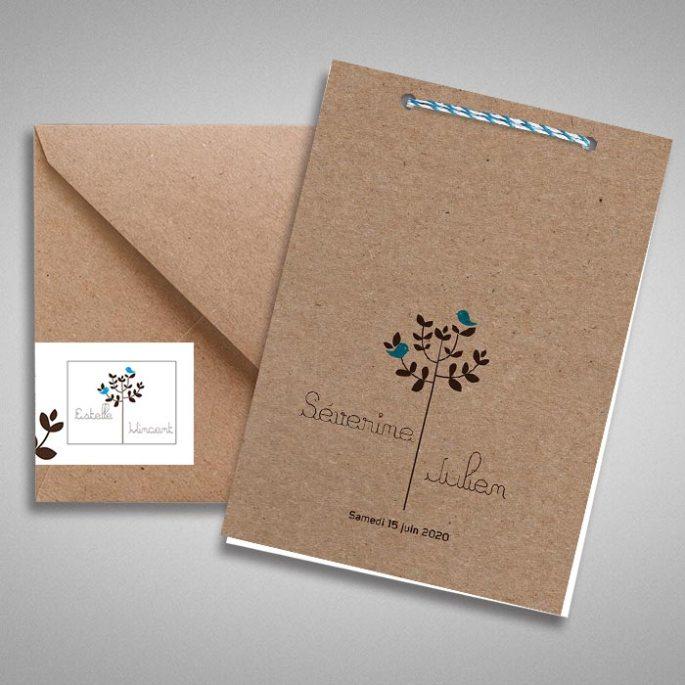 faire-part-mùariage-theme-nature-en-papier-recyclé-1-1