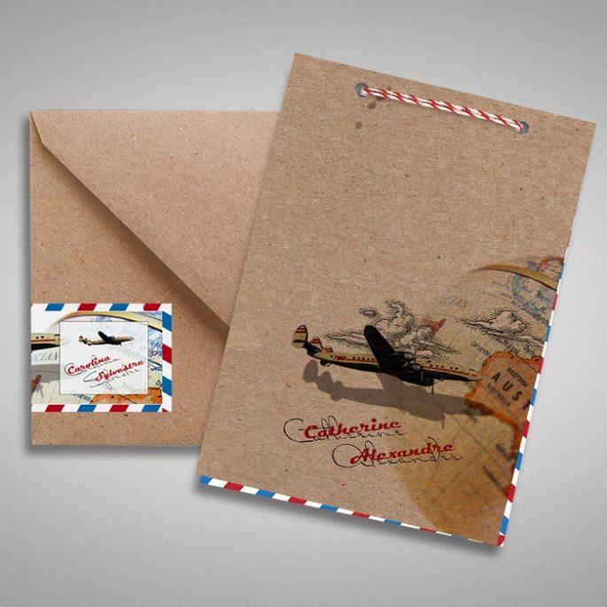 faire-part-mariage-theme-voyage-en-papier-recyclé-2