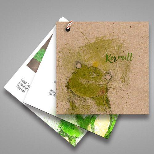 faire-part-naissance-en-papier-kraft-theme-grenouille