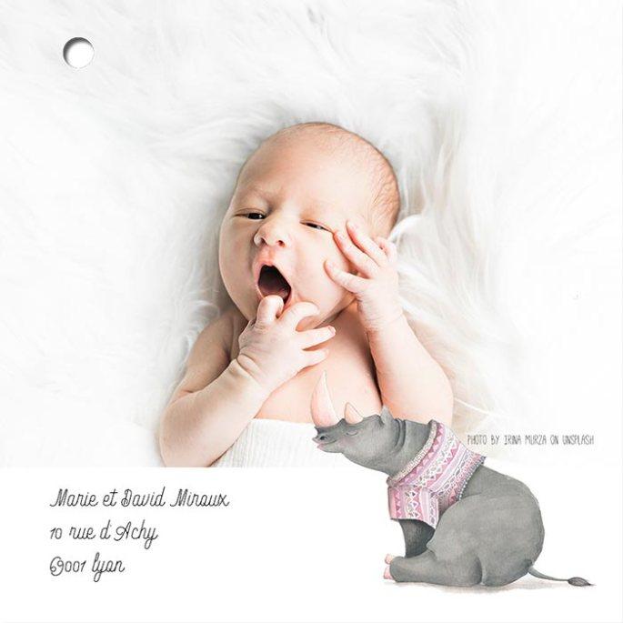 feuillet-photo-faire-part-naissance-ecoresponsable-rhino