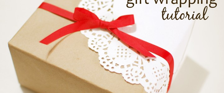 Rustic Gift Wrapping – Cute Ideas