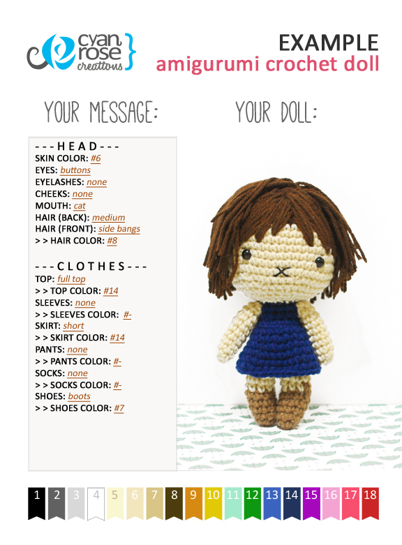 CRC Custom Doll Example