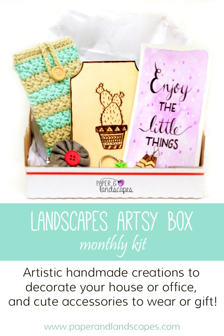 Landscapes Artsy Box