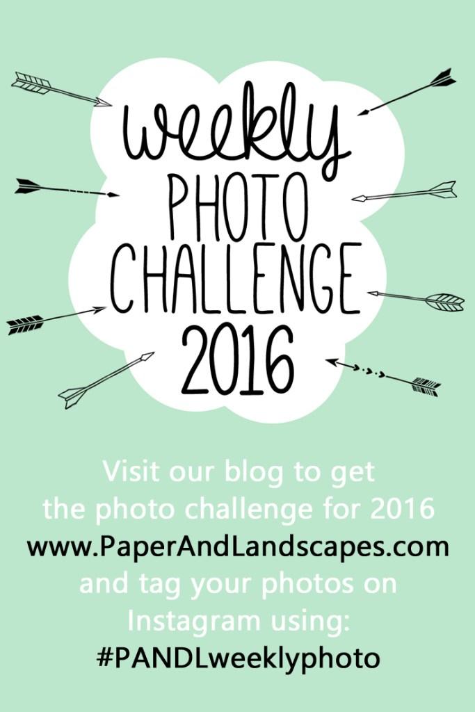 Weekly Photo Challenge 2016
