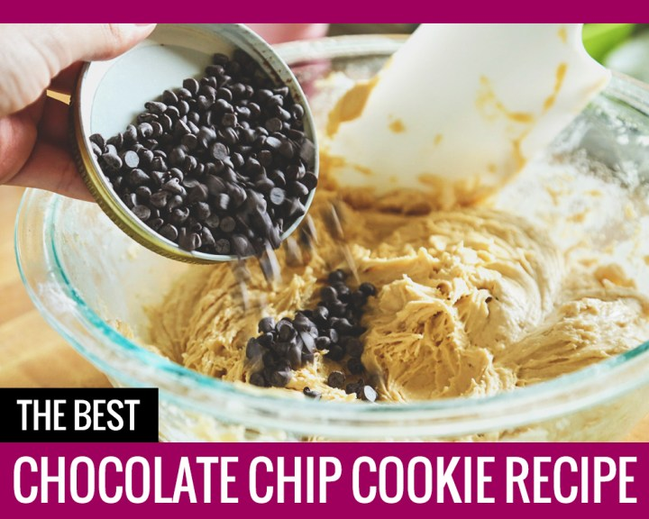 Chocolate Chip Cookie Recipe - FI