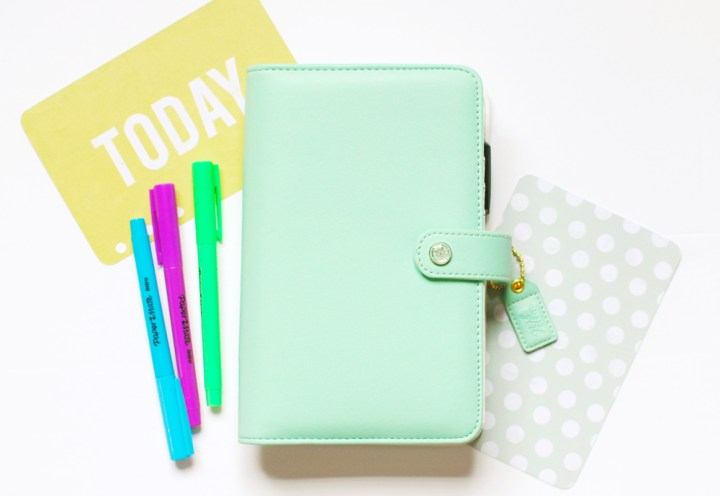 Mint Planner - New Planner and Free Inserts - Paper and Landscapes