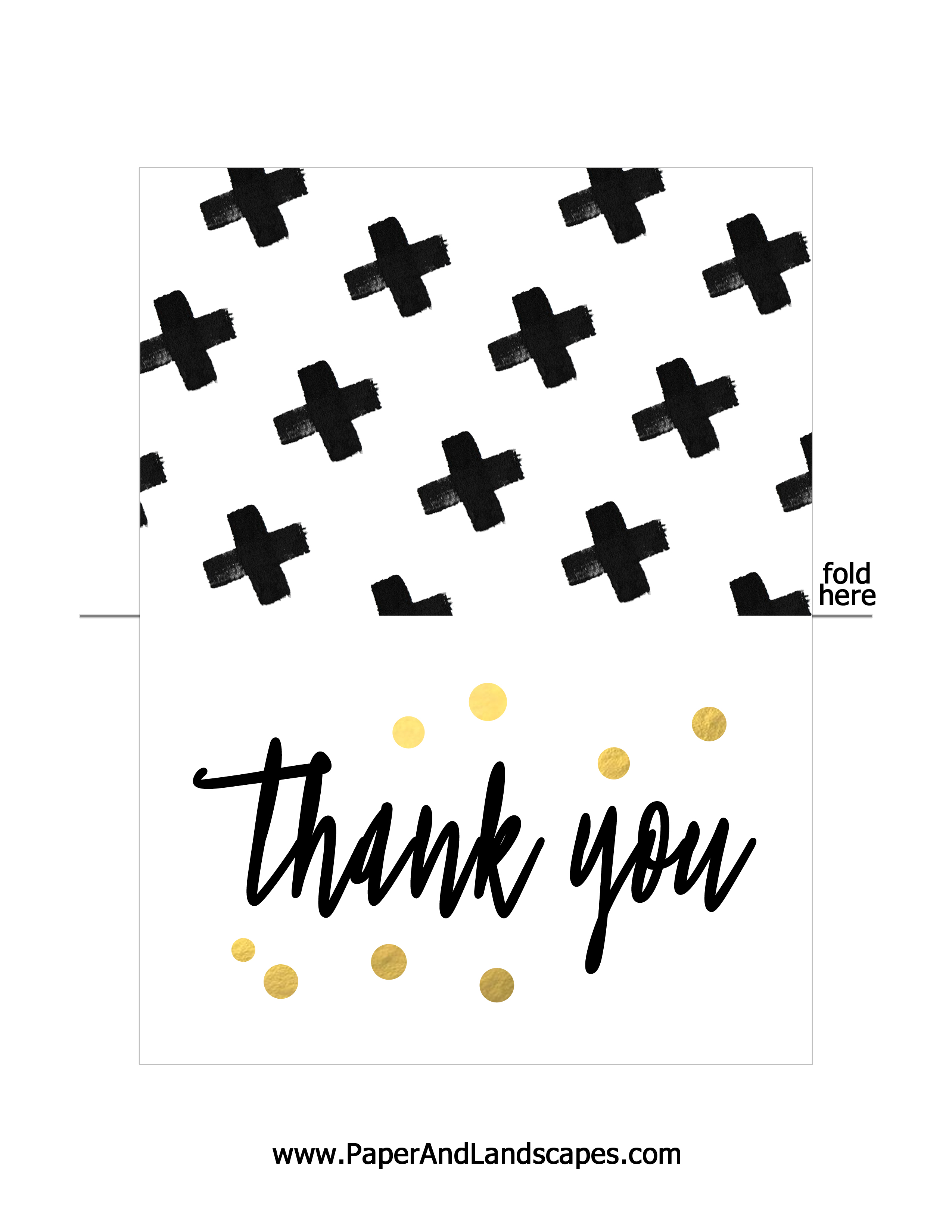 graphic relating to Thank You Cards Free Printable named Free of charge Printable THANK Your self Playing cards - Paper and Surroundings