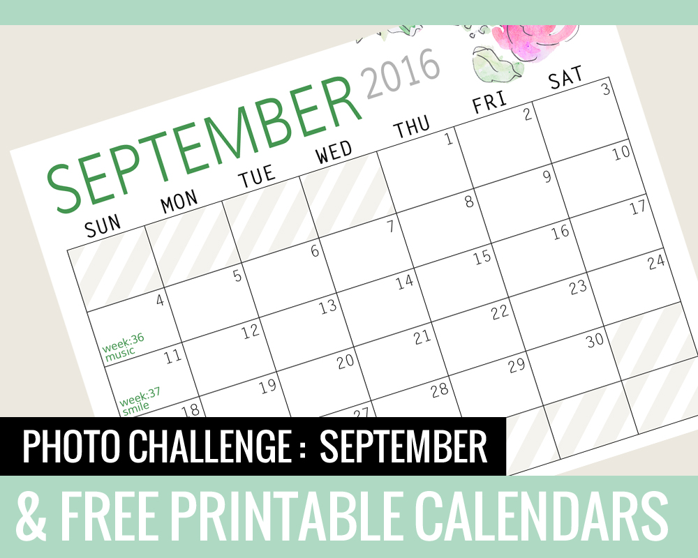 image regarding Www.printablecalendars.com � Www.freeprintable.net known as Photograph Issue for SEPTEMBER and Cost-free Printable Calendars