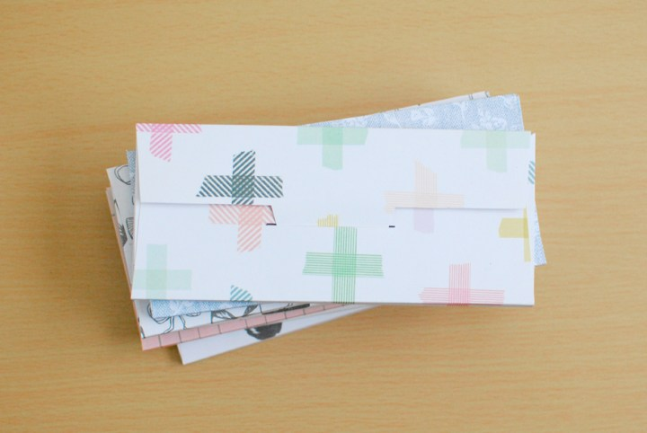 Make Your Own Cute Box Envelopes Paper And Landscapes