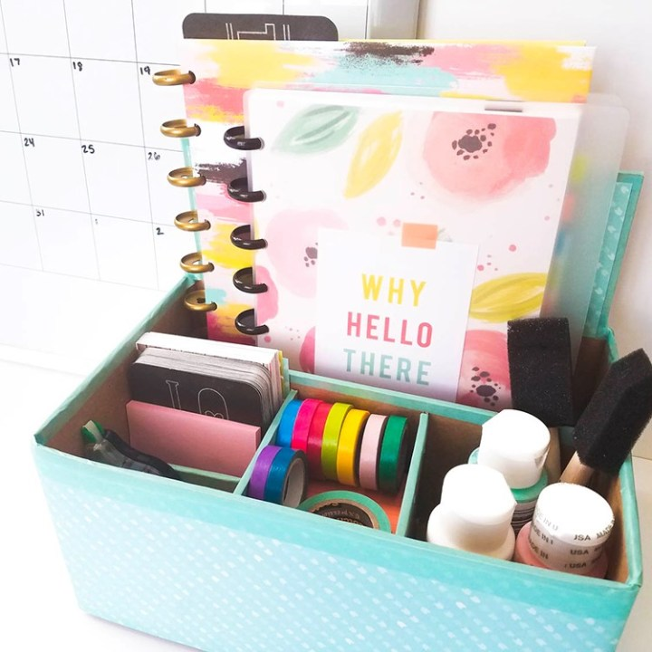 Desk Organizer Ideas Diy