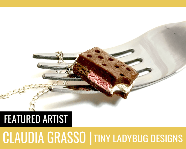 Featured Artist: Claudia Grasso from Tiny Ladybug Designs