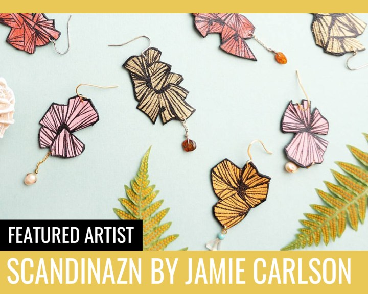 Featured Artist: Jamie Carlson from Scandinazn