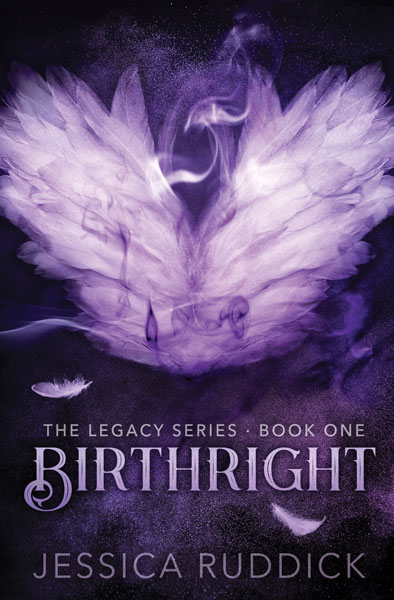 Book Cover for Birthright by Jessica Ruddick