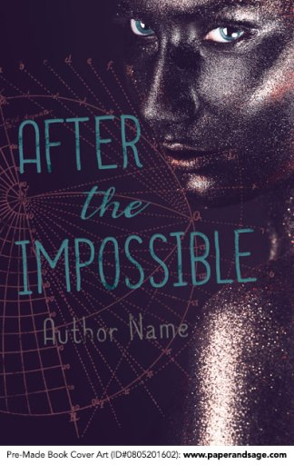 Pre-Made Book Cover ID#0805201602 (After the Impossible)