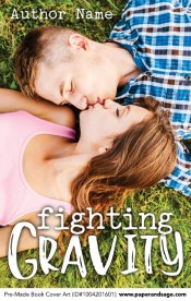 Pre-Made Book Cover ID#1004201601 (Fighting Gravity)