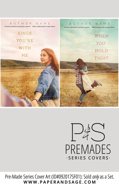 PreMade Series Covers ID#092017SF01 (Since You're With Me, Only Sold as a Set)