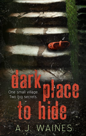 Book Cover for Dark Place to Hide by AJ Waines