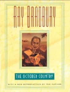 Image of the book cover for The October Country by Ray Bradbury
