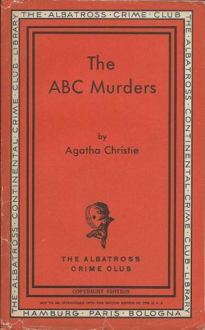 Albatross 159 The ABC murders