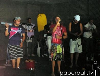 Cobertura - Samba de Praia