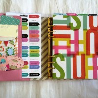 Tutorial: MAMBI Happy Planner inside KikkiK Pink Planner